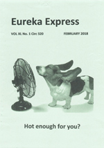 Eureka Express February 2018