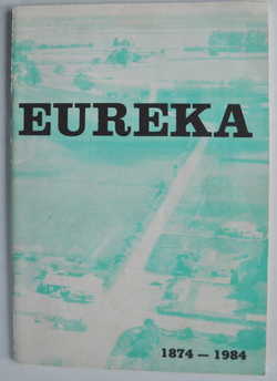 Eureka 1784-1984 Book - A Tribute To Our Pioneering Families
